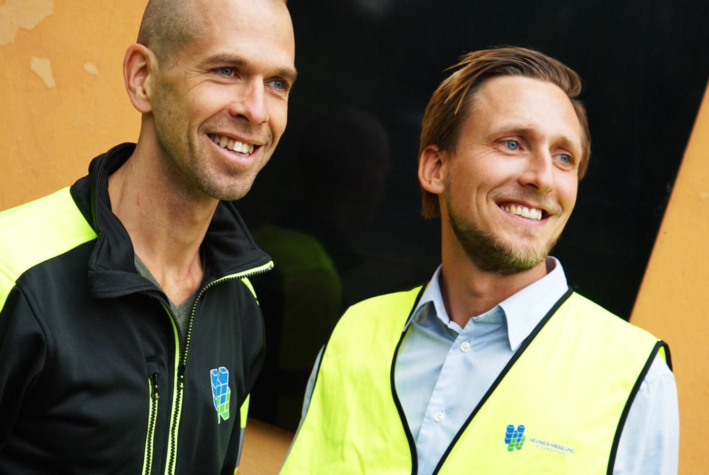 Affäsidé - Heving & Hägglund