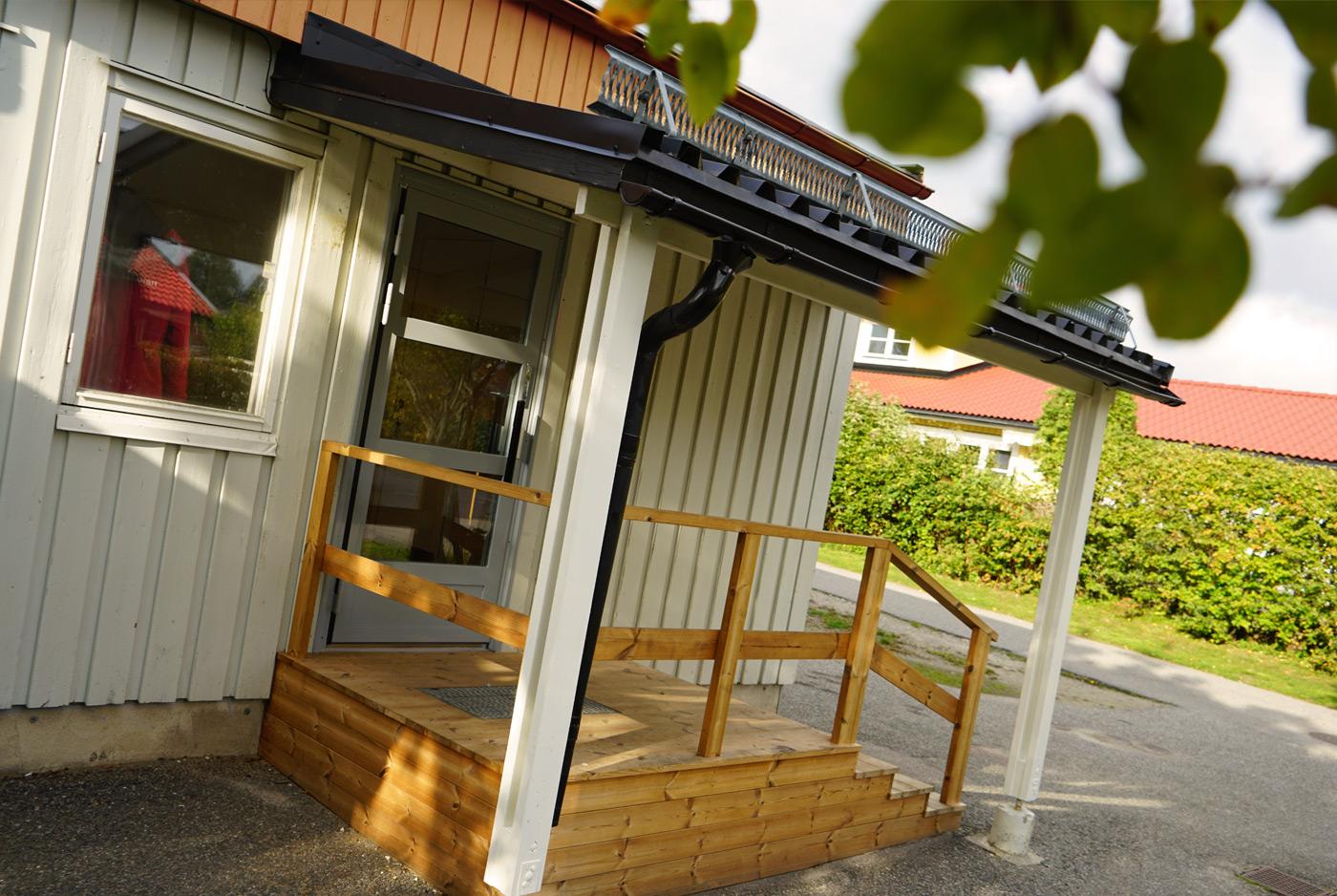 Heving & Hägglund - Byggservice - Båtmansskolan
