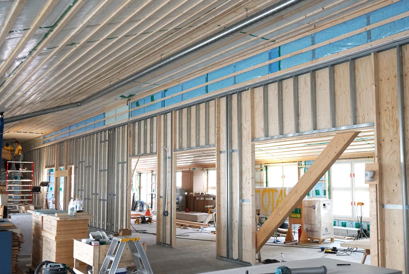 Heving & Hägglund Byggprojekt - Beckomberga Skola