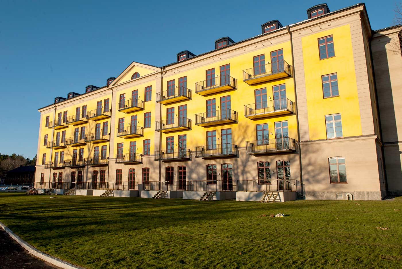 Heving & Hägglund - Byggprojekt - Brf. Grisselmaren, Rindöhamn