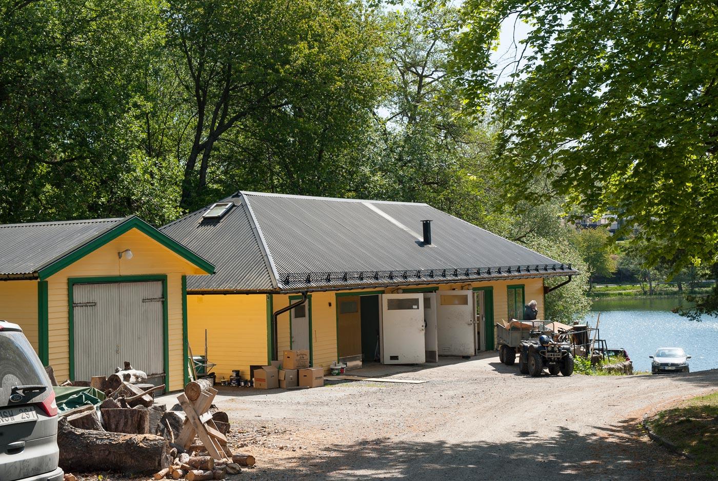 Heving & Hägglund - Byggprojekt - Kv Guldbröllopsminnet 1