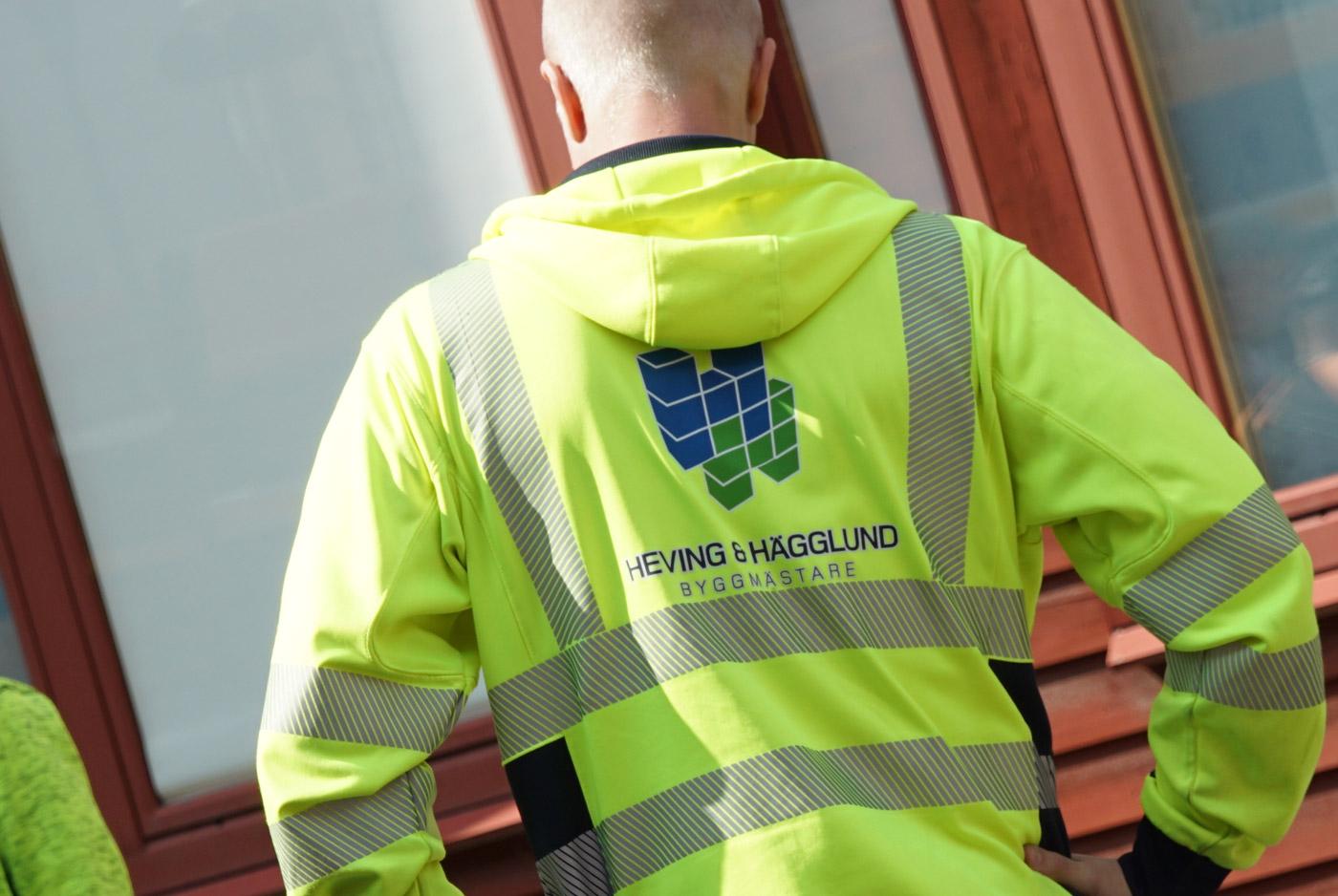Heving & Hägglund - Hållbarhet - Personal