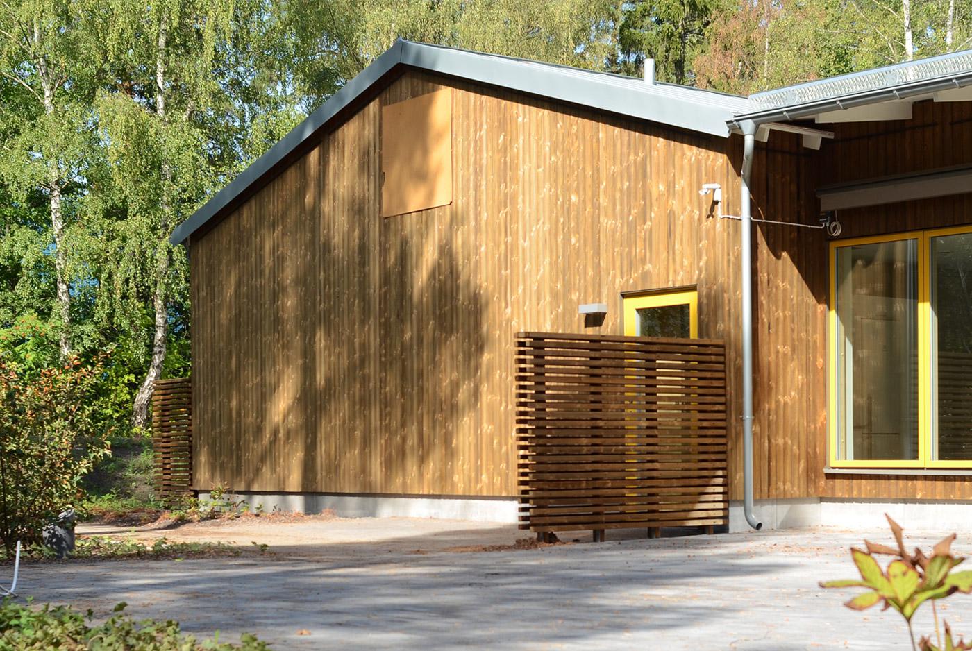 Heving & Hägglund - Hållbarhet - LSS Boende Upplands Väsby