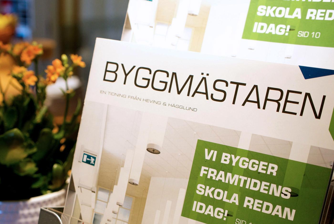 Om Heving & Hägglund - Kontoret