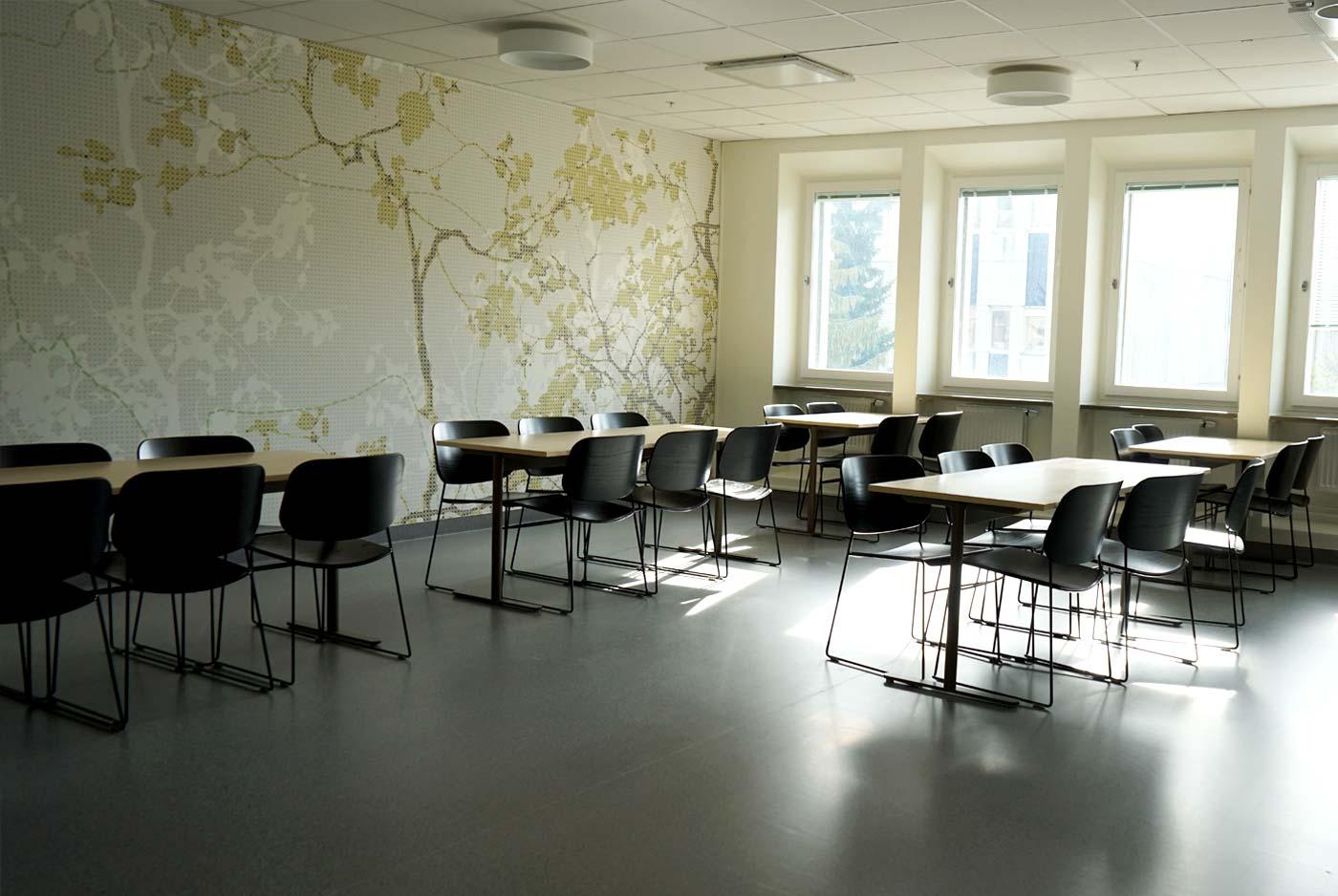 Heving & Hägglund - Byggprojekt - Huddinge Sjukhus B2