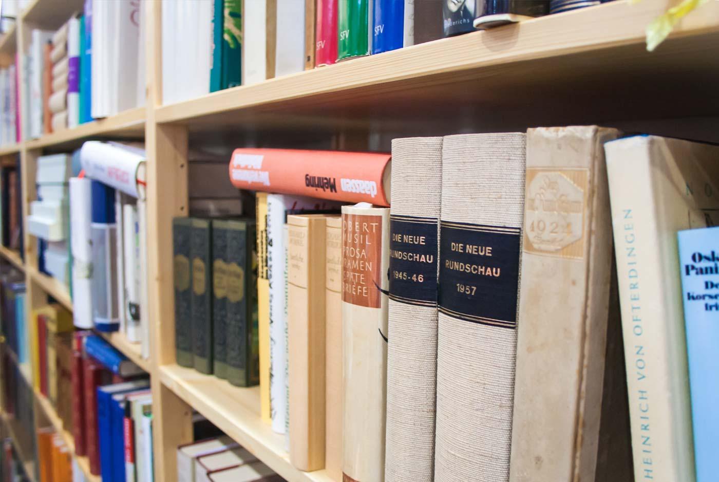 Heving & Hägglund - Byggprojekt - Hopfällbart Bibliotel