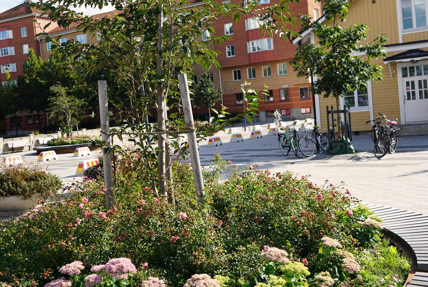 Heving & Hägglund - Byggprojekt - Jakobsbergs Station