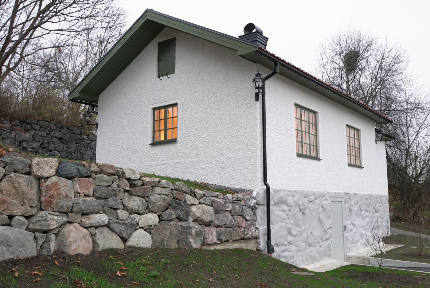 Heving & Hägglund - Byggservice - Kuskbostaden