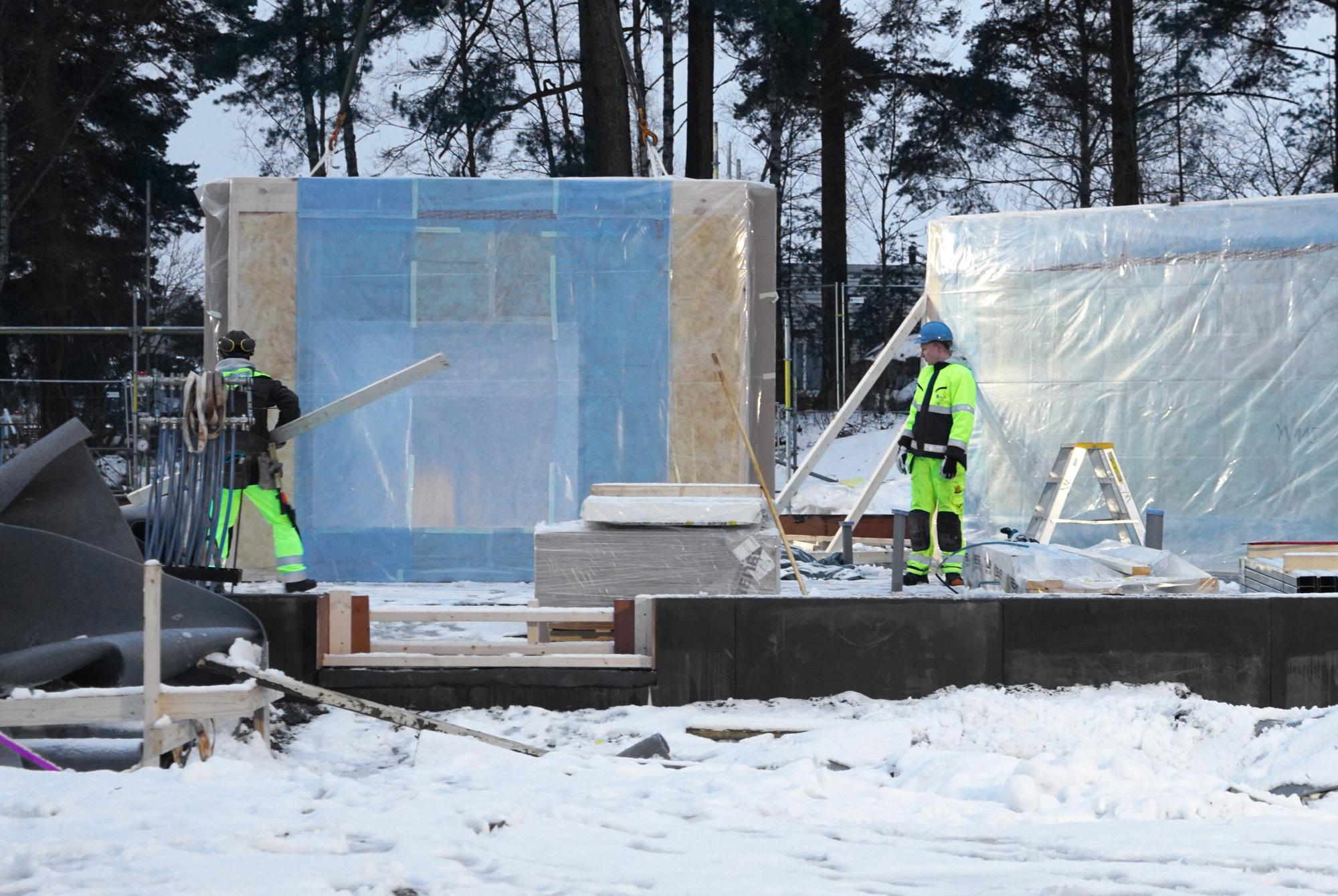 Heving & Hägglund - Byggprojekt - LSS Boende Skälby - Upplands Väsby