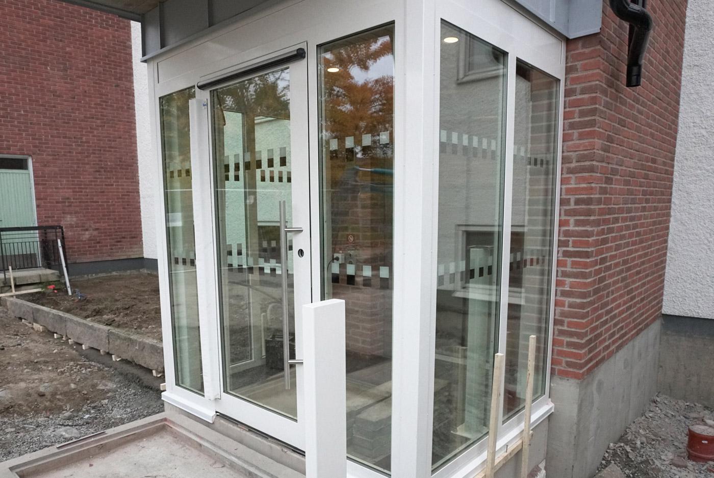 Heving & Hägglund - Byggprojekt - Magelungsskolan
