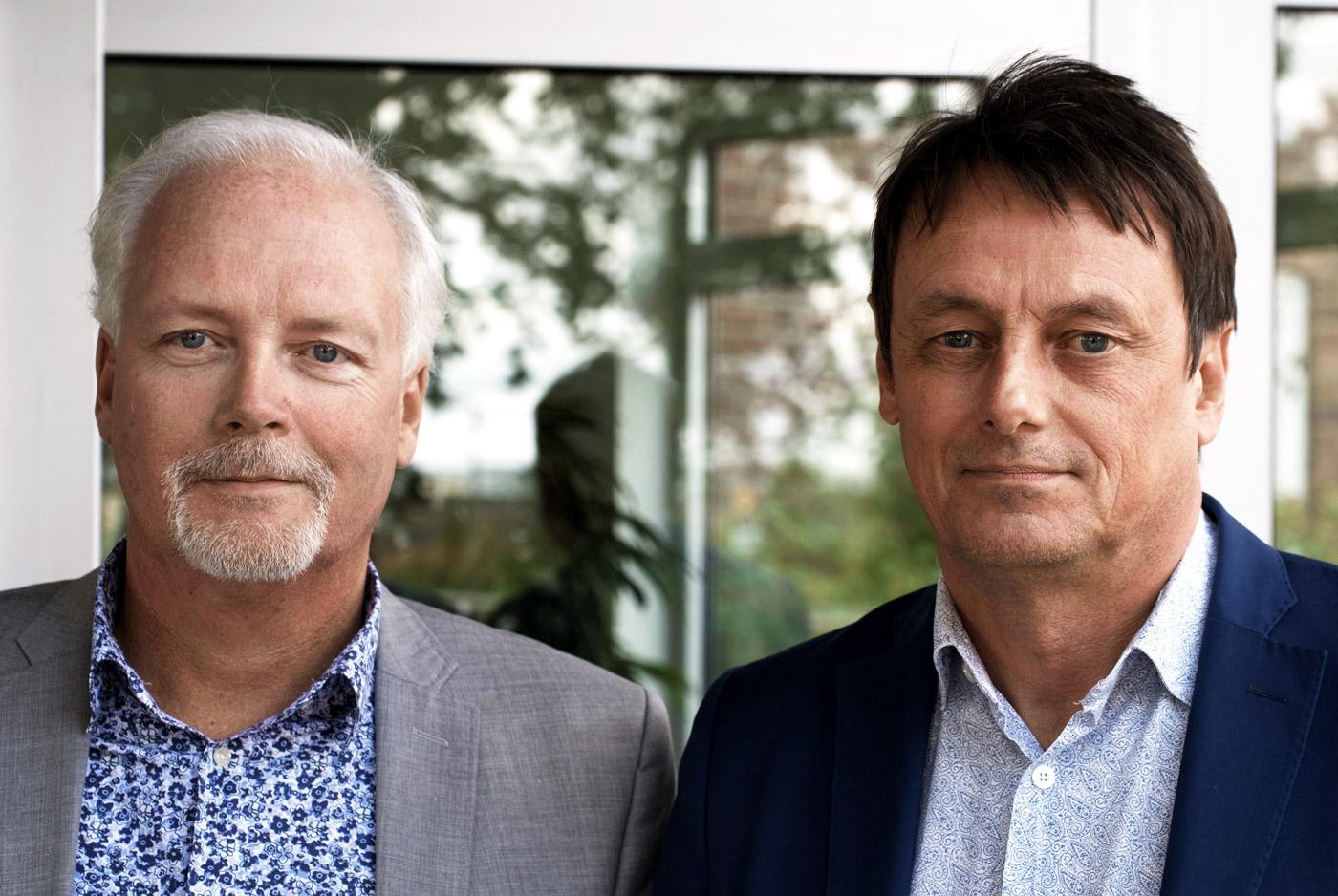 Om Heving & Hägglund - Jan Hägglund och Peter Svensson