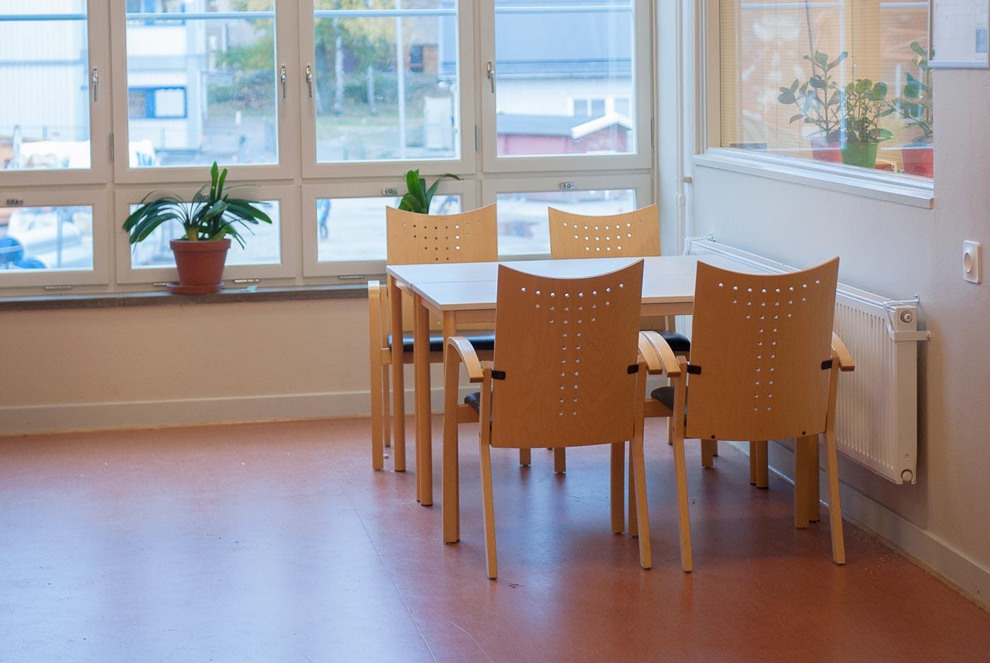 Heving & Hägglund - Byggprojekt - Sköndalsskolan